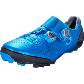 Shimano SH-XC9 S-Phyre Bike Shoes Wide Men blue